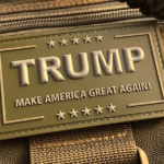 Trump MAGA Patch – Mil/LE