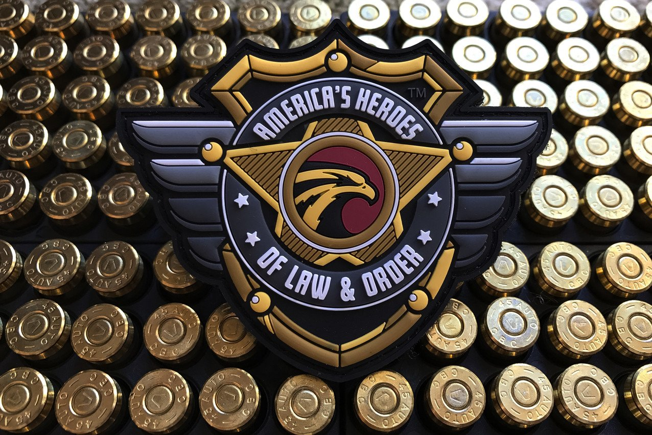 America's Heroes of Law & Order 3D Patch
