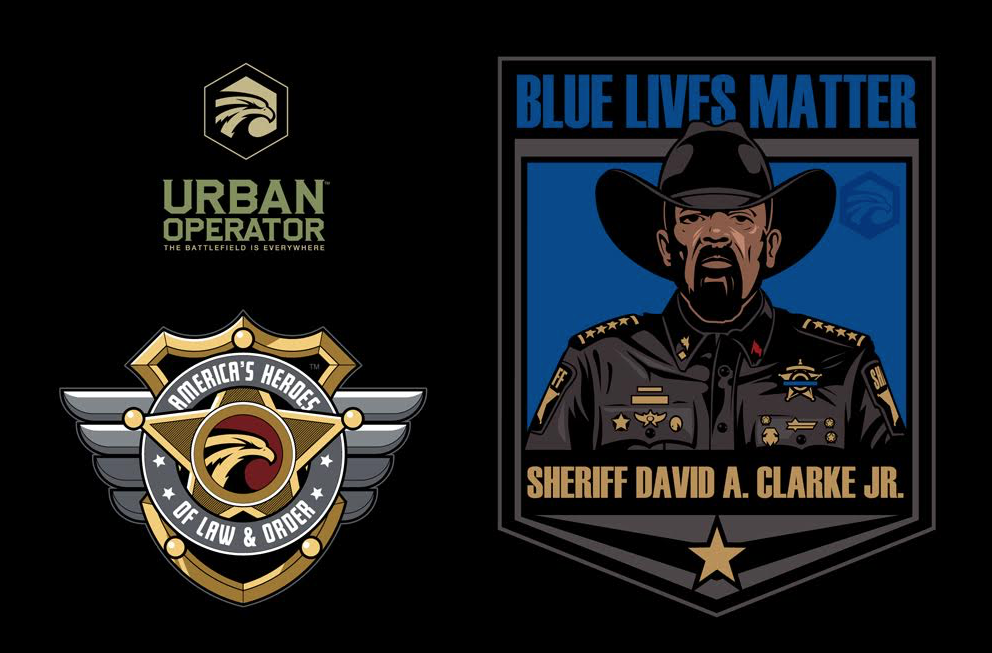 URBAN OPERATOR'S AMERICA'S HEROES OF LAW & ORDER