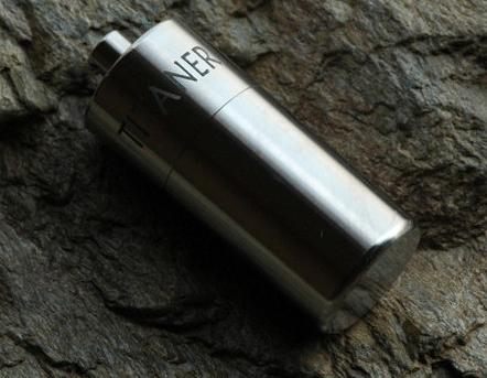 Classic Capsule – Titanium