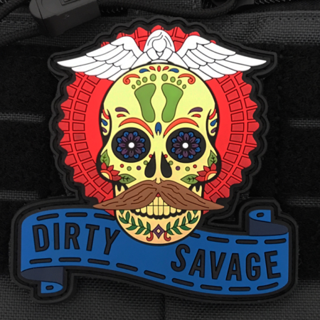 AFPR Dirty Savage Patch