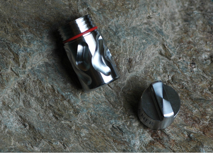 Machined Capsule – Titanium