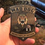 USA Mad Dog Mattis STICKER