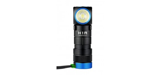 Olight H1R 600 Lumen 1 x CR123 CREE XM-L2 LED Rechargeable Flashlight