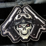 The 1911 Skulperator Patch