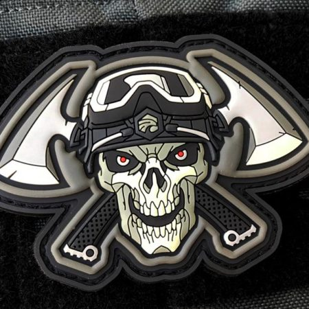 The Pike Hawk Skulperator Patch