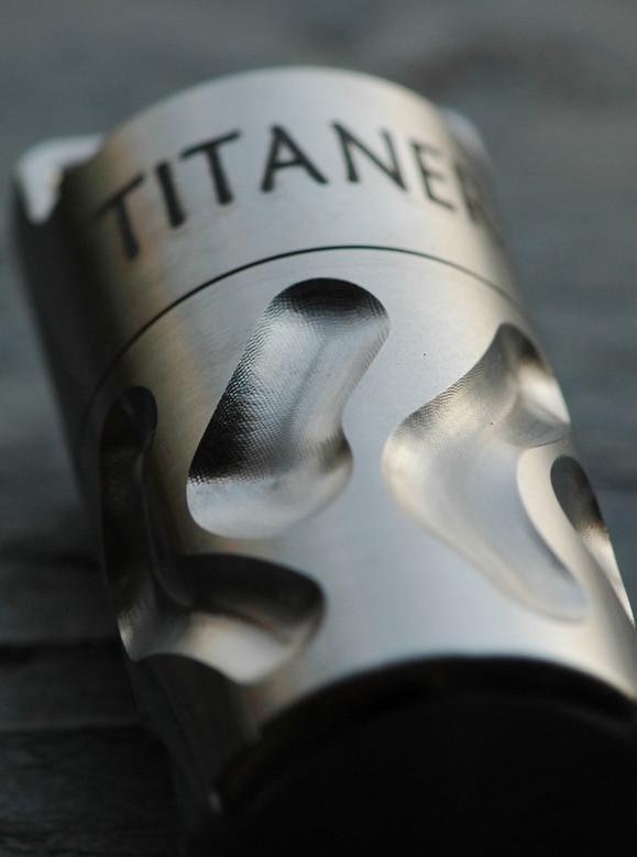 Machined Capsule – Titanium