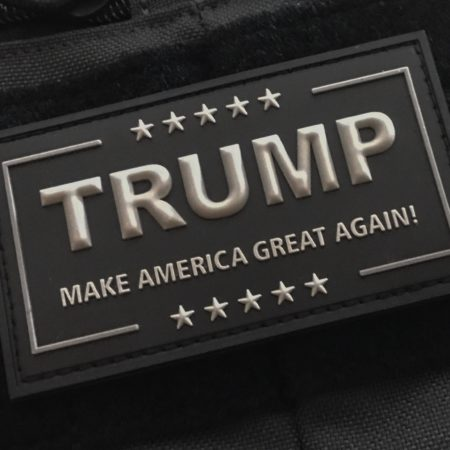 Trump MAGA Patch – Stealth