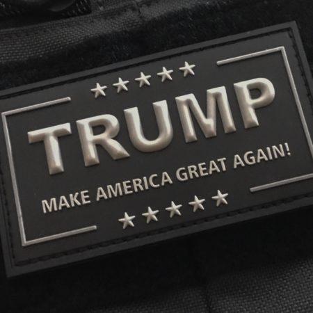 Trump MAGA Patch – Stealth