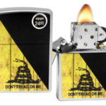 Zippo Don't Tread On Me Lighter